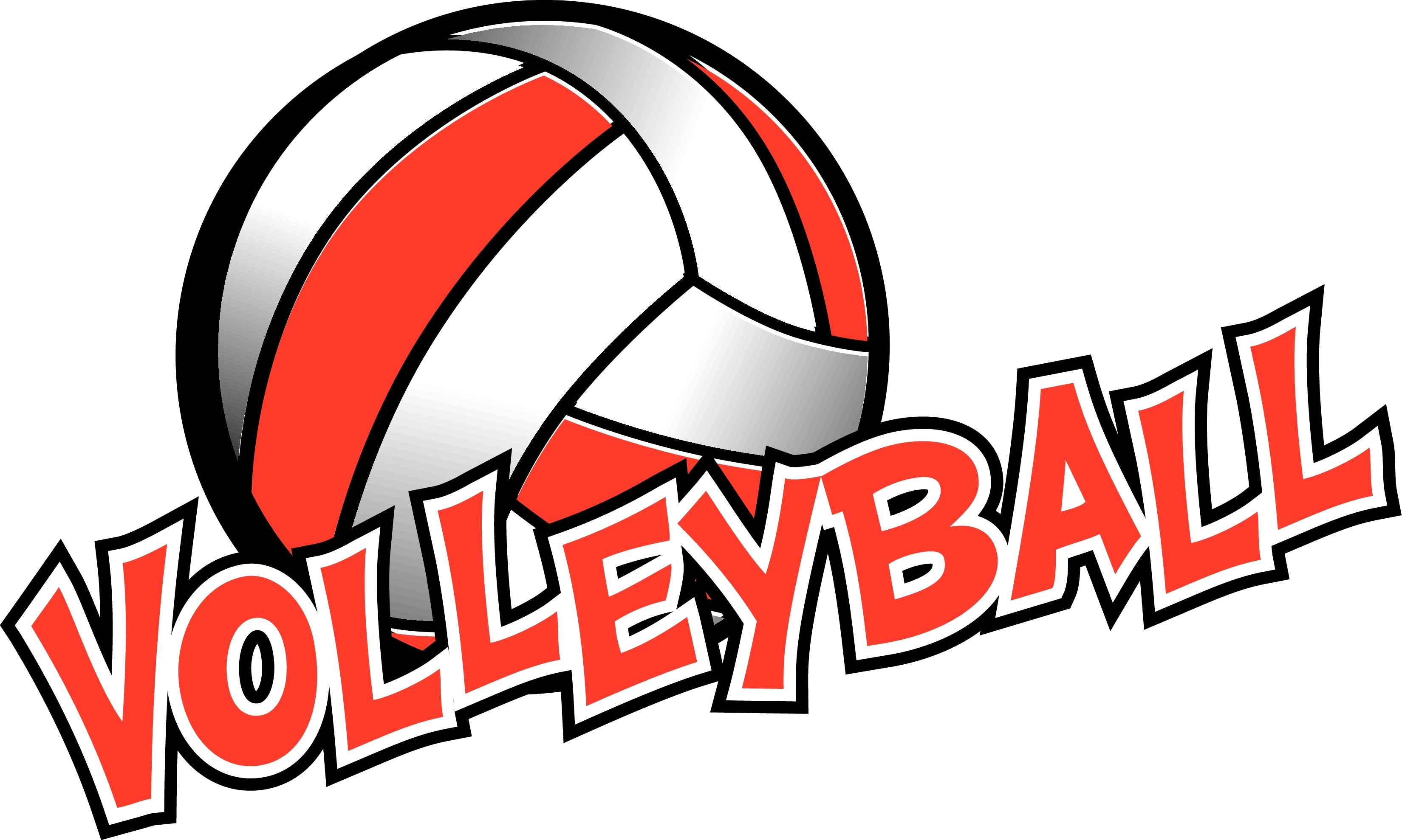 red and white volleyball clipart hobbs daily report rh hobbsdailyreport com volleyball clipart images volley ball player clipart