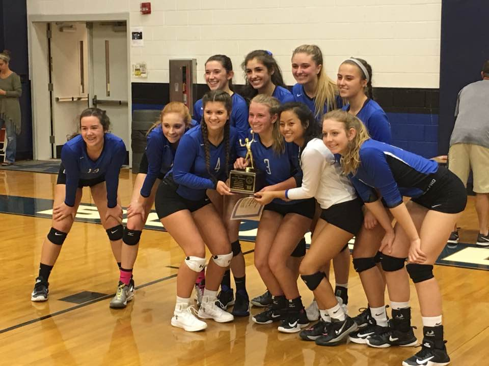 High School Volleyball Morgan Leads Maiden To Tourney Title Wins Player Of Year Hobbs Daily Report Covering Catawba Valley Sports